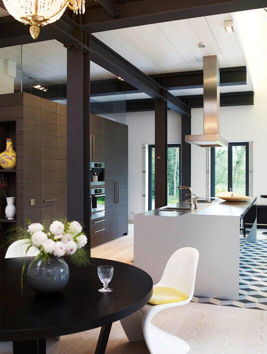 Privathaus - Küche