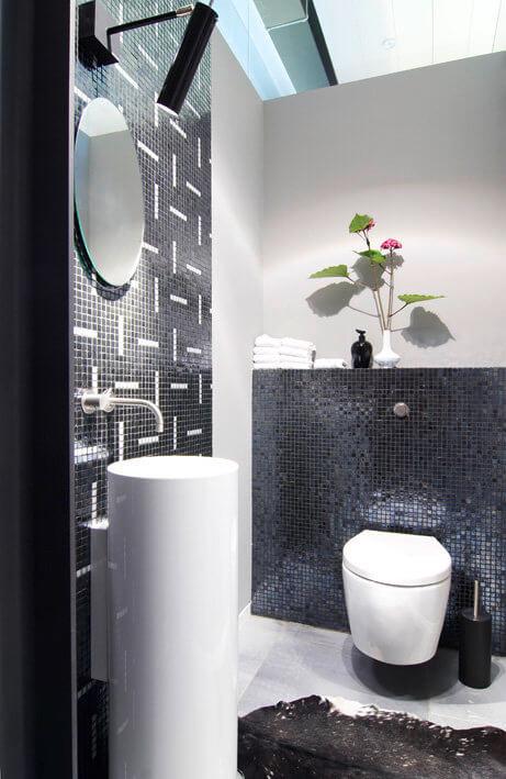 Privathaus - Toilette